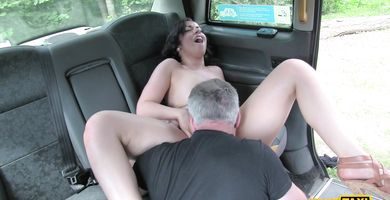 Gorgeous Rebecca Brooke got naked and got butt fucked until she started screaming from pleasure